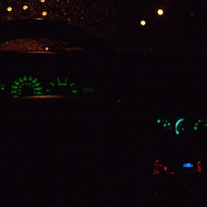 NEW LED GAUGES & HAVC