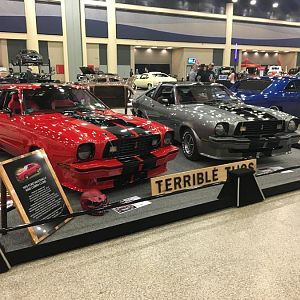 Terrible Two's 3/30/2018