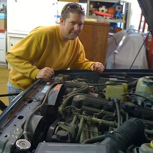 tuning the jeep