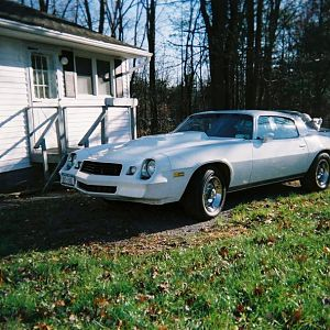 My old camaro. Sold it.