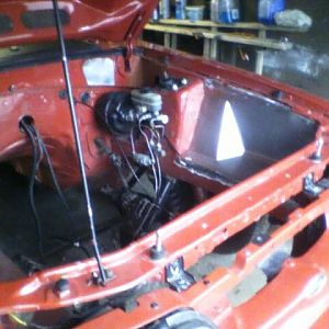 Jesse's engine compartment 2
