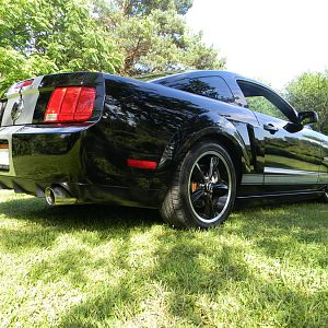 STOCK 0457 2007 Ford SHELBY GT MUSTANG 010