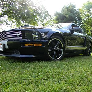 STOCK 0457 2007 Ford SHELBY GT MUSTANG 024