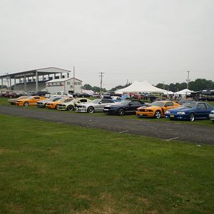 NYM at Carisle 2011