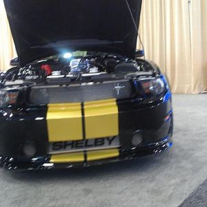 2012 Shelby GT350 50th Anniversary rear 1024x640