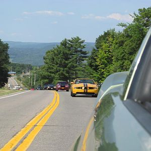 Finger Lakes Rally 2012