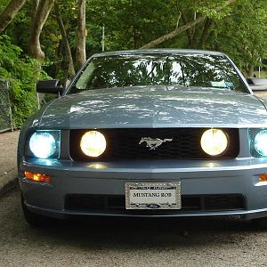 Gotta love em fog lights