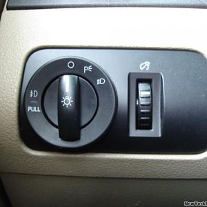 official fog light pull switch