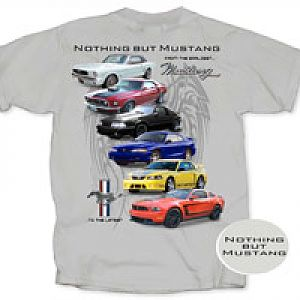 Nothing But Mustang Tee