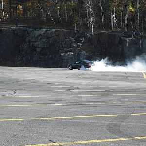 burnout from the cruse